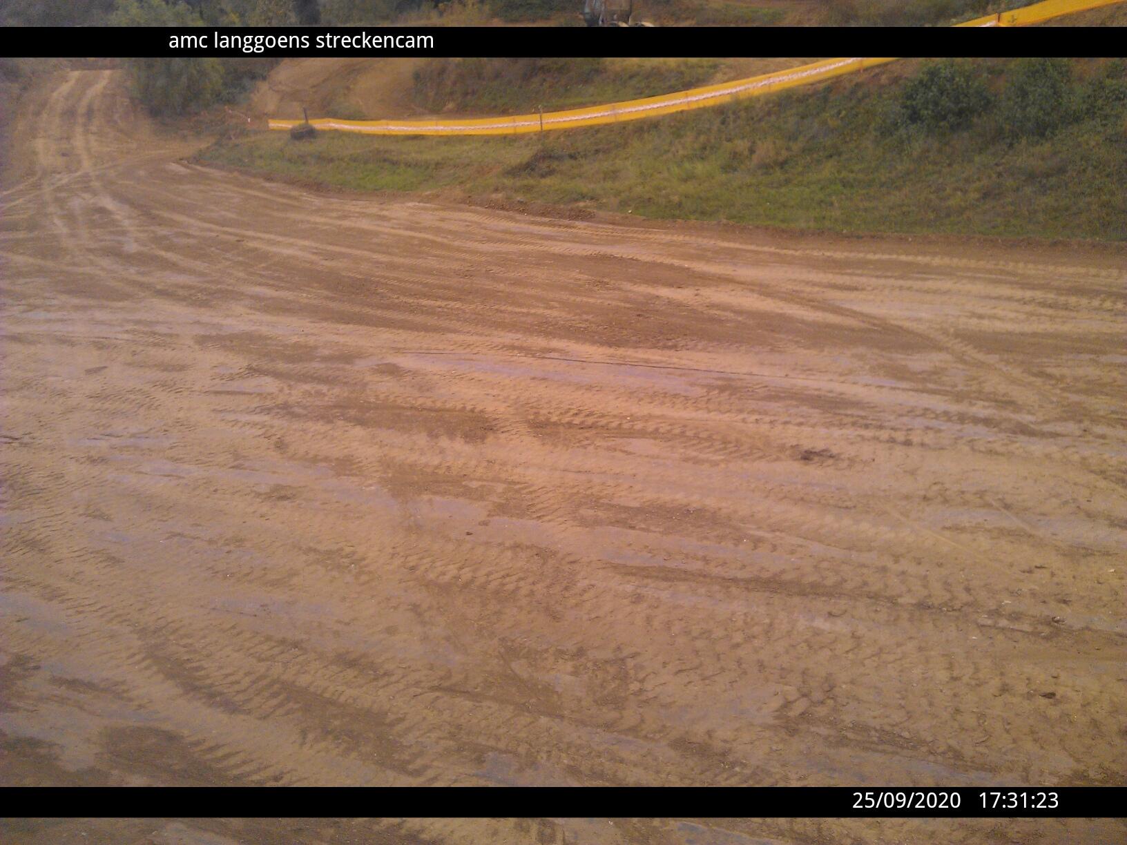 Strecken Webcam vor einer Stunde